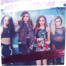Little Mix happy birthday card by Danilo - LM004