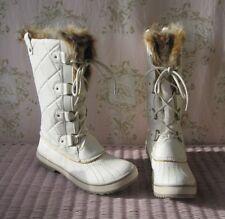 Block Fur Walking, Hiking Women's Boots