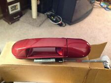 NEW OEM 2002 FORD EXPLORER RIGHT REAR EXTERIOR OUTER DOOR HANDLE RED