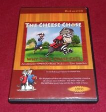 The Cheese Chase Why Dogs Chase Cats DVD African-American folk tale Toni Simmons