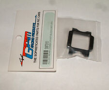MINI-T LATE-MODEL GPM ALUMINUM REAR PIVOT BLOCK BLACK SMT010