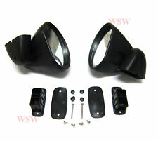 Chevrolet Camaro 1969-1981 Pair Door Mirror Black Bullet (second gener) SS350 RS