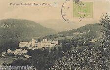 Horezu vederea manastirii AK 1913 Valcea Valacchia Romania Romania 1603272