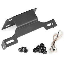 Black Fender Eliminator Plate bracket Kit for 2003-2009 Yamaha YZF R6S 2007 2008