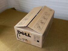 New 1 Genuine DELL 3130cn CT350663 Cyan High Yield Toner Cartridges - Open Box