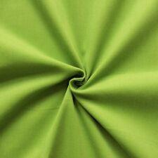 100% Baumwollstoff Feincord Babycord Cordstoff Lind Grün 140cm breit Meterware