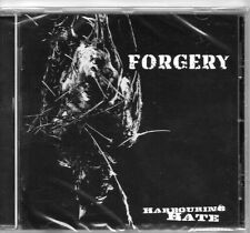 Forgery - Harbouring Hate CD