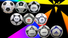 Auction:Adidas Match Balls Of Fifa World Cup 1970 To 1998 Leather Football.