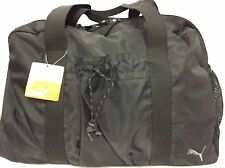Puma Fitness Workout Bag black