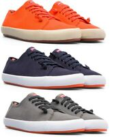 Camper Men's Peu Rambla Classic Canvas Comfort Sneakers Casual Shoes NEW