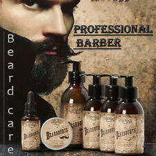 Professional barber beard care shaving cream after shave beard shampoo beard oil