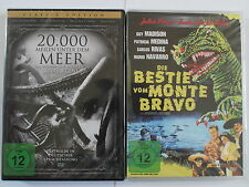 20.000 Meilen unter dem Meer + Bestie von Monte Bravo - Jules Verne Sammlung