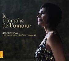 Le Triomphe de l'amour (CD, Mar-2012, Na‹ve (Label))