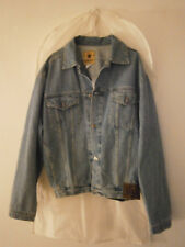 "GIACCONE IN JEANS ""ROMANO LASTING QUALITY""- JEANS JACKET, NEW-NEVER WORN"