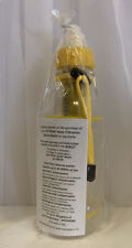 Seychelle 20 oz Extreme Water Filtration Sports Bottle Yellow