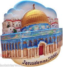 The Dome of the Rock Temple Israel Jerusalem Refrigerator 3D Fridge Magnet
