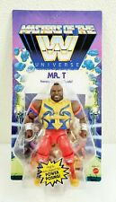"2020 Mattel Masters Of The WWE Universe Wave 4 Mr. T 5"" Action Figure"
