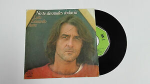 "Luis Eduardo Aute, No Te Nudity Yet Vinyl 7 "" - 45rpm Movieplay 1980"