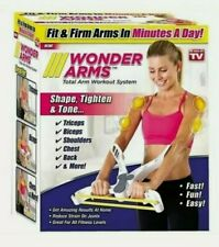 Wonder Arms Total Workout System Resistance Training!!!!