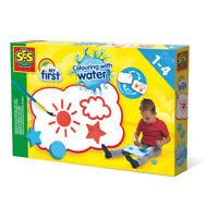 SES CREATIVE Children's My First Colour with Water Drawing Board Set, Unisex