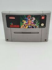 Power Rangers Super Nintendo SNES PAL Cartridge Only Tested and Shown Working