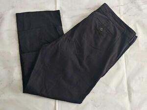 Arizona Jeans Co Juniors Plus Size 22 School Girl Straight Leg Black Pants