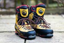 LaSportiva Nepal Cube GTX Professional Mountaineering Shoes, EU 43.5, Very good!
