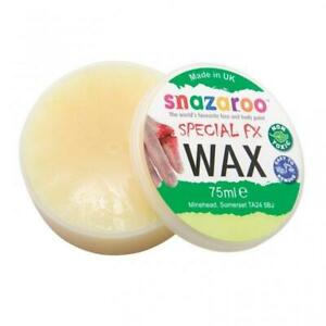 Snazaroo Special FX Wax 75ml - To create Fake Wounds etc