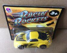 Racin' Rockets Taco Bell Die Cast Happy Meal Car