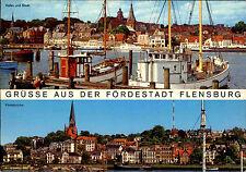 SchöN 30260 Vamdrup ... Foto-ak Flensburg Lazarett Belegschaft 1915 Bahnpost Hbg