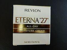Revlon ETERNA 27 All Day Moisture Cream - 2 oz JAR - Brand New in Box