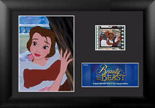 Film Cell Genuine 35mm Framed & Matted Disney Beauty and the Beast USFC5717