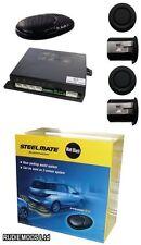Steelmate PTS400EX 4 VIE MATT BLACK parcheggio sensori di retromarcia