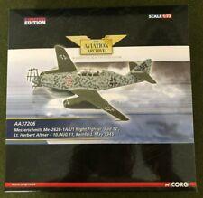 Corgi Aviation Archive 1/72 Messerschmitt Me-262B-1A/U1 Night Fighter AA37206
