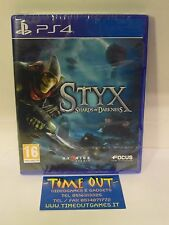 STYX SHARDS OF DARKNESS SONY PS4 GIOCO IN ITALIANO NUOVO SIGILLATO
