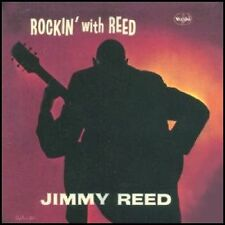 JIMMY REED Rockin With Reed  Vee Jay Records sealed 2nd LP with Eddie Taylor gtr