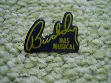 Pin Musical Buddy Rock´n Roll Musiker Buddy Holly Das Jukebox - Musical Hamburg