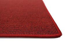 Sisal Teppich Salsa Design in 5 Farben und vielen Größen mit Kettelkante