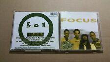 Souls Of Mischief  Focus rare cd hip-hop casual phesto a-plus opio hieroglyphics