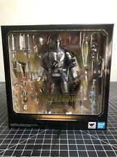 Bandai S.H.Figuarts The Mandalorian with Beskar Armor  - 100% Complete