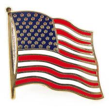 Flaggen Pin USA  ca. 20 mm Anstecker Anstecknadel Fahnenpin