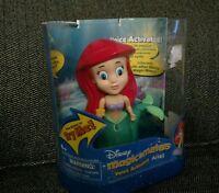 Disney Magic Mates Ariel Voice Activated Figure Figurine The Little Mermaid Toy