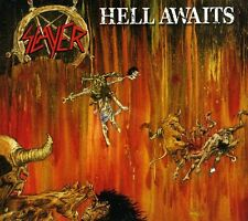 Slayer - Hell Awaits [New CD] Holland - Import