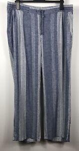 Old Navy Linen Blend Pants - Size XL
