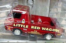 JL Little Red Wagon Bill Maverick Golden Signed Dodge Drag Truck 1/24 NHRA Mopar