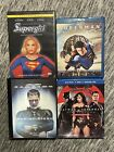 DC+-+Blu-ray++-%28+4+SUPERMAN+%2F+Supergirl+Movies+%29-++USED