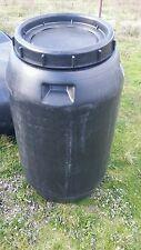 Plastic drums  food grade 220L