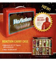 Super7 ReAction Figure Carrying Case with Hellboy 2018 SDCC Exclusive Comic Con