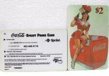 Coca-Cola - SCORE BOARD-SPRINT PHONE CARD n° 19 - sc. 02-98-scheda telefonica