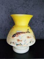 OUTSTANDING ! Harrach  Bohemian Czech enamel vase..